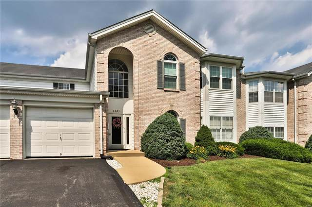 3631 Colonia Place Drive B, St Louis, MO 63125 (#21041983) :: Realty Executives, Fort Leonard Wood LLC