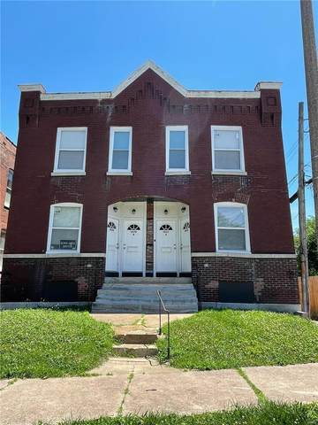 3020 -3022 Iowa Avenue, St Louis, MO 63118 (#21041989) :: The Becky O'Neill Power Home Selling Team