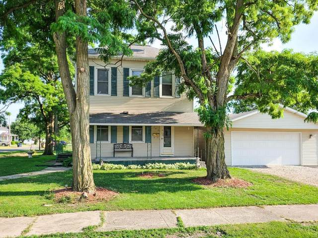 108 E 1st Street, MOUNT OLIVE, IL 62069 (#21041995) :: Fusion Realty, LLC