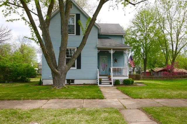 409 Wabash Avenue, Belleville, IL 62220 (#21042001) :: Krista Hartmann Home Team