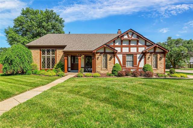 1703 Treetop Drive, Saint Charles, MO 63303 (#21042003) :: The Becky O'Neill Power Home Selling Team