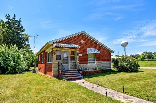 211 N Main Street, BENLD, IL 62009 (#21042005) :: The Becky O'Neill Power Home Selling Team