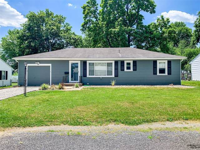 109 Colony Drive, Belleville, IL 62221 (#21042008) :: Fusion Realty, LLC