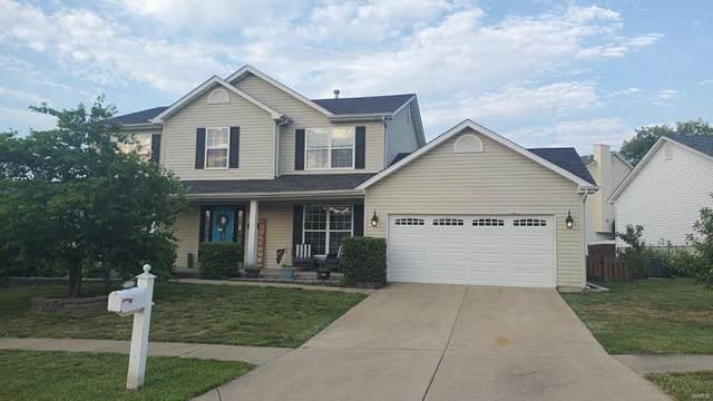 1208 Grand Canyon Drive, Wentzville, MO 63385 (#21042015) :: Jeremy Schneider Real Estate