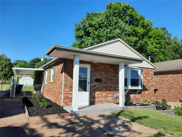 4055 Germania, St Louis, MO 63116 (#21042018) :: Reconnect Real Estate
