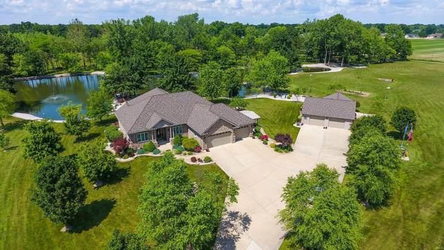 84 Della Lane, STAUNTON, IL 62088 (#21042038) :: Reconnect Real Estate