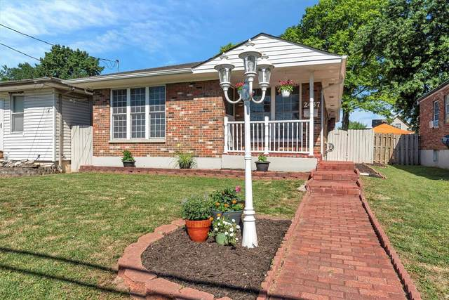 2437 Telegraph Road, St Louis, MO 63125 (#21042052) :: Parson Realty Group