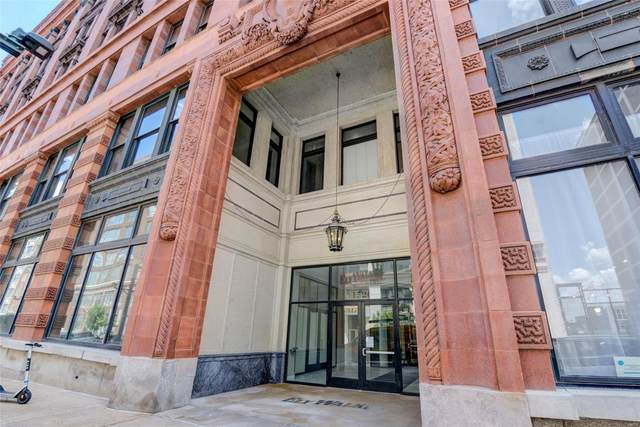 1520 Washington Avenue R310, St Louis, MO 63103 (#21042063) :: Reconnect Real Estate