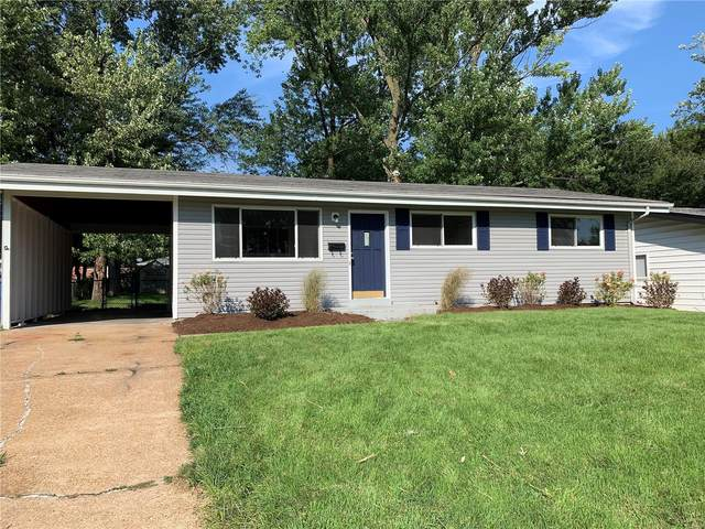 1525 Layven Avenue, Florissant, MO 63031 (#21042073) :: The Becky O'Neill Power Home Selling Team