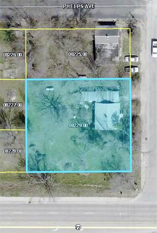 304 S Olive Street, Rolla, MO 65401 (#21042078) :: Jeremy Schneider Real Estate