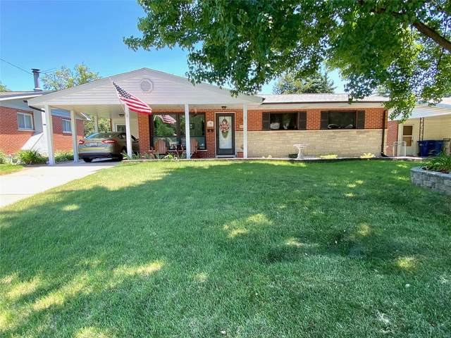 410 Paul Avenue, Florissant, MO 63031 (#21042114) :: The Becky O'Neill Power Home Selling Team