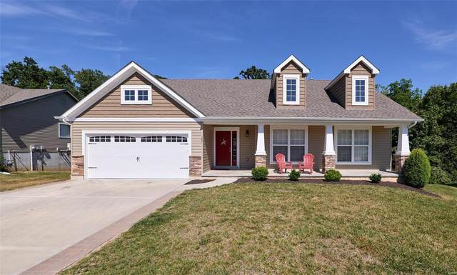 101 Coltens Place, Winfield, MO 63389 (#21042118) :: Century 21 Advantage