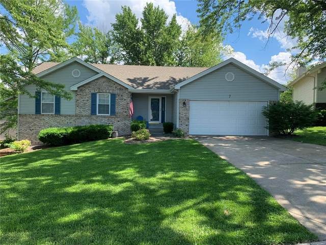 7 Chase Court, Lake St Louis, MO 63367 (#21042130) :: Jeremy Schneider Real Estate