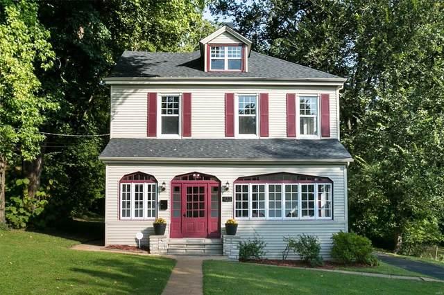 433 Adams Street, St Louis, MO 63135 (#21042131) :: Parson Realty Group