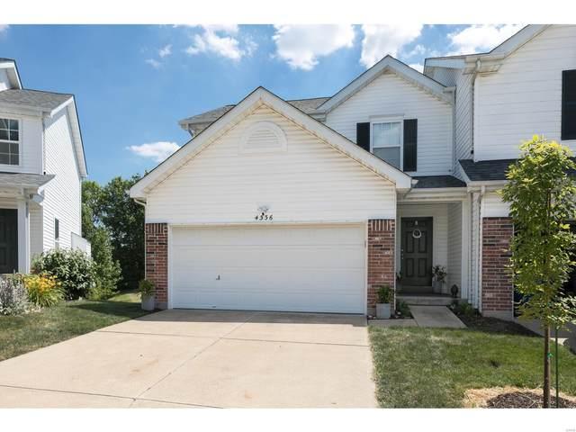 4336 Bristol View, St Louis, MO 63129 (#21042156) :: Realty Executives, Fort Leonard Wood LLC
