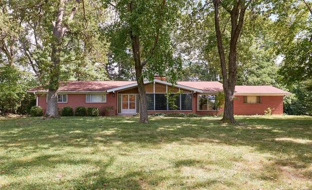 1 Shardue Lane, St Louis, MO 63141 (#21042157) :: Clarity Street Realty
