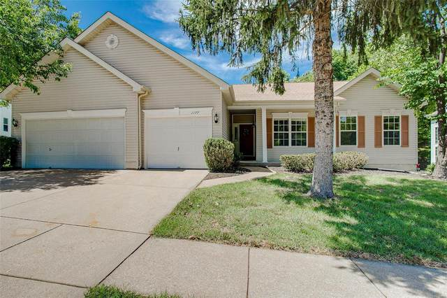 1177 New Ballwin Oaks Drive, Ballwin, MO 63021 (#21042158) :: St. Louis Finest Homes Realty Group