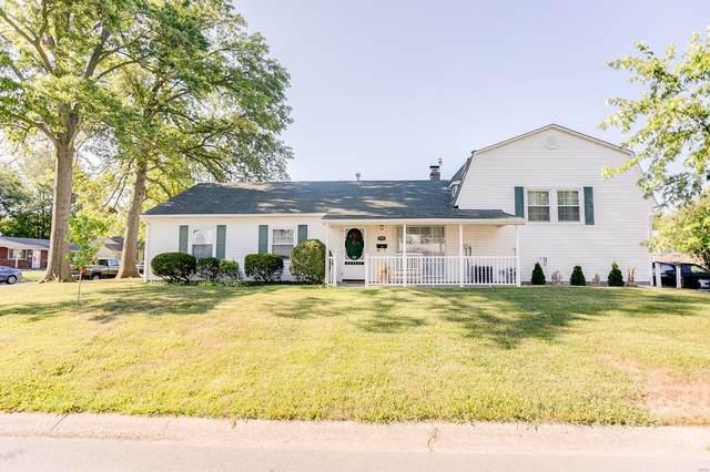 203 Westminster Drive, O'Fallon, IL 62269 (#21042168) :: Hartmann Realtors Inc.