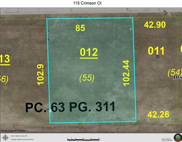 115 Crimson Court, Highland, IL 62249 (#21042181) :: Fusion Realty, LLC