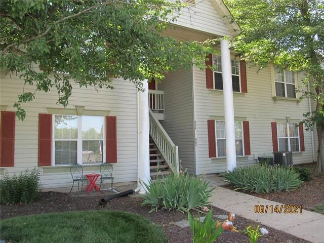 666 Sugar Trail Court #6, Saint Peters, MO 63376 (#21042187) :: Jenna Davis Homes LLC
