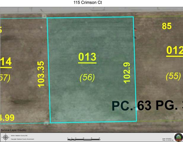 125 Crimson Court, Highland, IL 62249 (#21042188) :: Fusion Realty, LLC