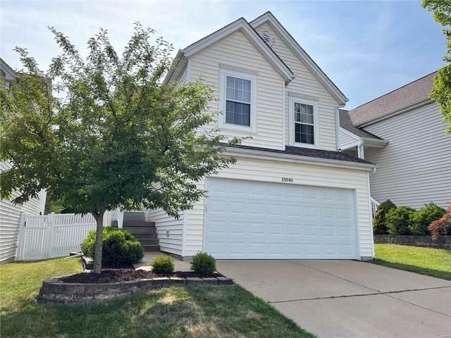 15940 Sandalwood Creek, Wildwood, MO 63011 (#21042209) :: Matt Smith Real Estate Group