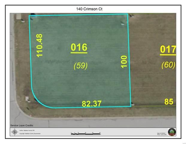 140 Crimson Court, Highland, IL 62249 (#21042211) :: Fusion Realty, LLC