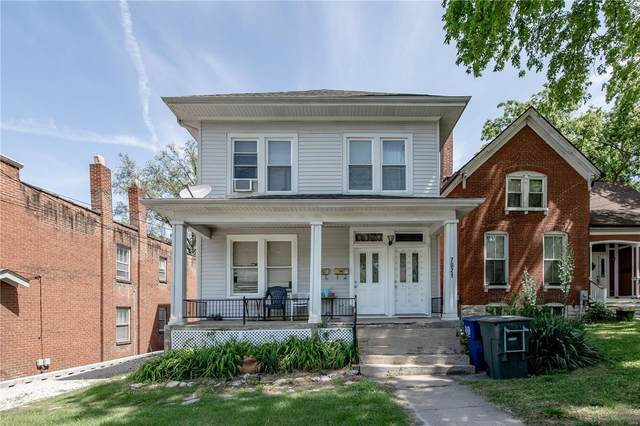 7021 Mitchell Avenue, St Louis, MO 63117 (#21042220) :: Parson Realty Group