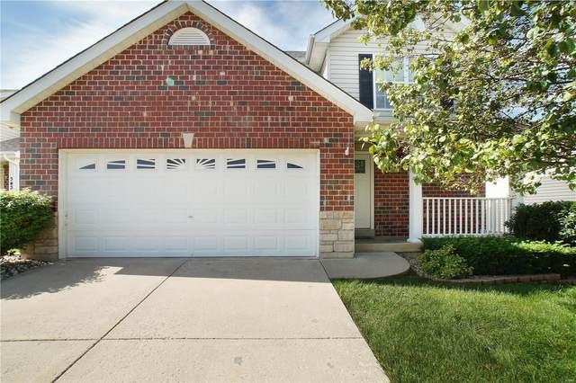 345 Stone Village Drive, Wentzville, MO 63385 (#21042244) :: Jenna Davis Homes LLC