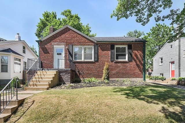 7731 Saint Albans Avenue, St Louis, MO 63117 (#21042253) :: Kelly Hager Group | TdD Premier Real Estate