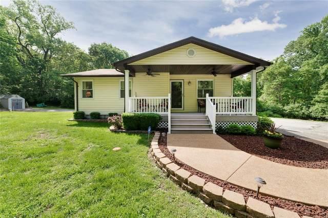 3042 Douglas Road, Florissant, MO 63034 (#21042259) :: Kelly Hager Group   TdD Premier Real Estate