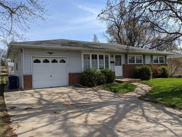 1361 Aspen Drive, Florissant, MO 63031 (#21042271) :: The Becky O'Neill Power Home Selling Team