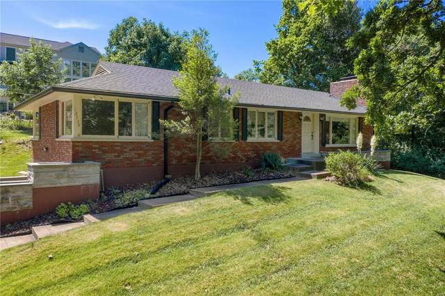 12738 Elnore Drive, St Louis, MO 63128 (#21042323) :: Parson Realty Group