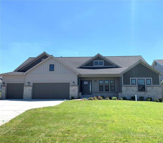 217 Castle Stuart Court, Dardenne Prairie, MO 63368 (#21042324) :: Kelly Hager Group   TdD Premier Real Estate