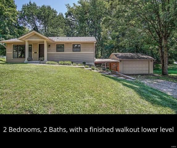 204 Gremer Avenue, Edwardsville, IL 62025 (#21042344) :: Fusion Realty, LLC
