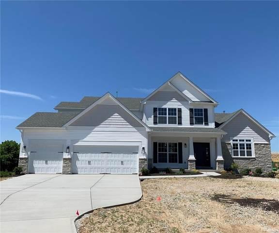 235 Castle Stuart Court, Dardenne Prairie, MO 63368 (#21042346) :: Kelly Hager Group   TdD Premier Real Estate