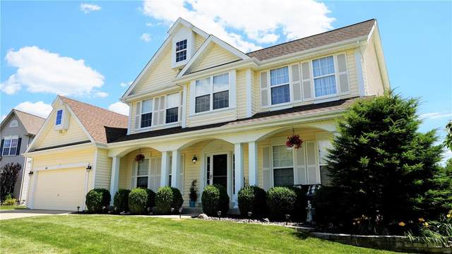818 Stonewood Bend Drive, Lake St Louis, MO 63367 (#21042389) :: Century 21 Advantage