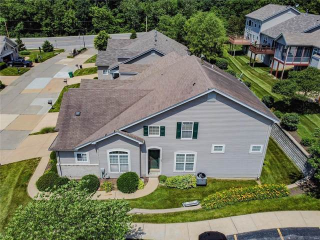 4203 Providence Pointe Drive, St Louis, MO 63129 (#21042395) :: Realty Executives, Fort Leonard Wood LLC
