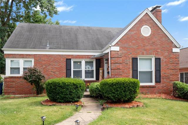 7728 Saint Albans Avenue, St Louis, MO 63117 (#21042397) :: Kelly Hager Group | TdD Premier Real Estate