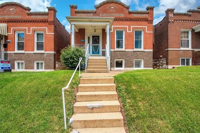4927 Gresham Avenue, St Louis, MO 63109 (#21042406) :: Clarity Street Realty