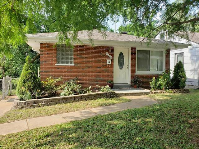 8664 Ardelia Avenue, St Louis, MO 63114 (#21042408) :: Kelly Hager Group   TdD Premier Real Estate