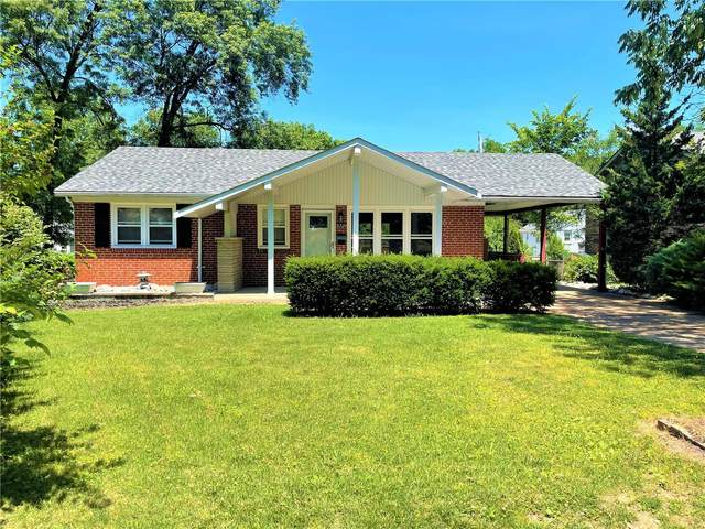 5721 Langley Avenue, St Louis, MO 63123 (#21042414) :: Parson Realty Group