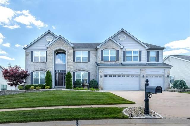 487 Speyer Place, Saint Charles, MO 63303 (#21042415) :: Matt Smith Real Estate Group