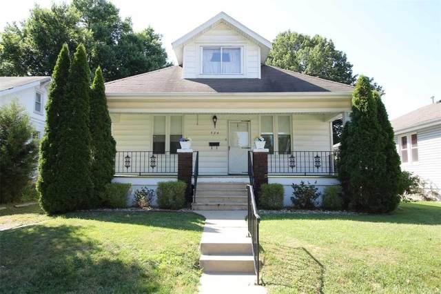324 S 15th Street, Belleville, IL 62220 (#21042430) :: Krch Realty