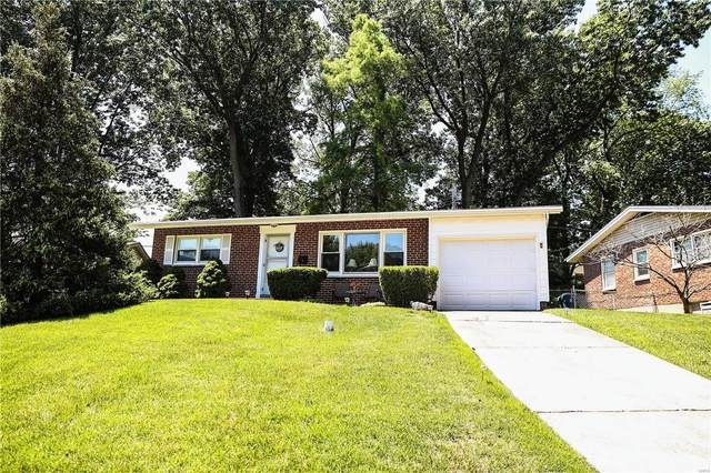 8586 Kitchell Court, St Louis, MO 63114 (#21042435) :: Kelly Hager Group   TdD Premier Real Estate