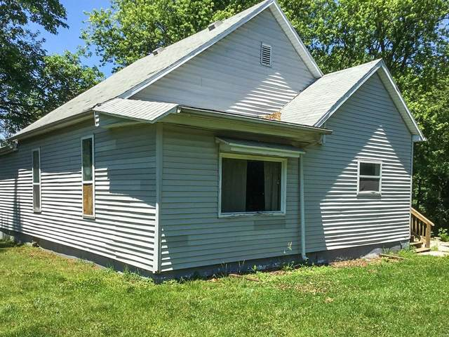 708 Donaldson Street, GILLESPIE, IL 62033 (#21042436) :: Reconnect Real Estate