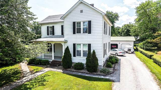 410 S Franklin Street, BUNKER HILL, IL 62014 (#21042438) :: Reconnect Real Estate