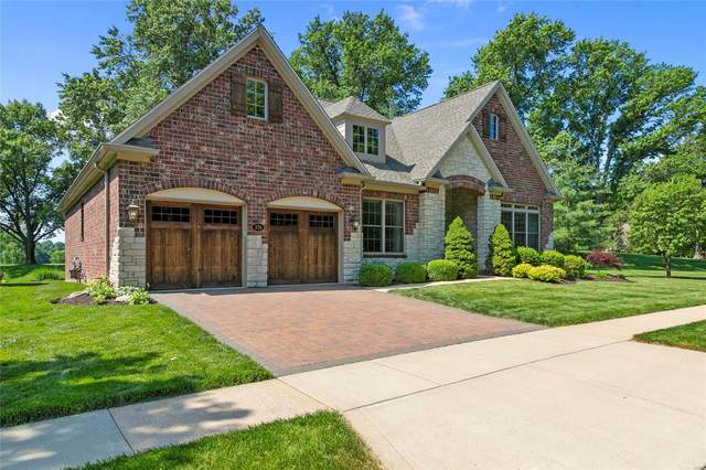 376 Meadowbrook Country Club Est., Ballwin, MO 63011 (#21042442) :: Parson Realty Group