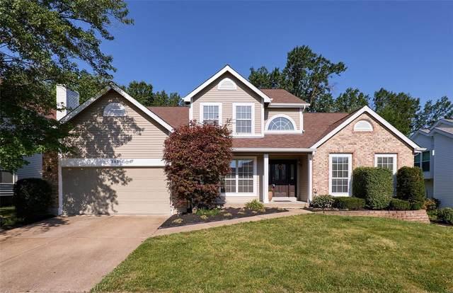 383 Copper Lakes, Grover, MO 63040 (#21042447) :: Matt Smith Real Estate Group