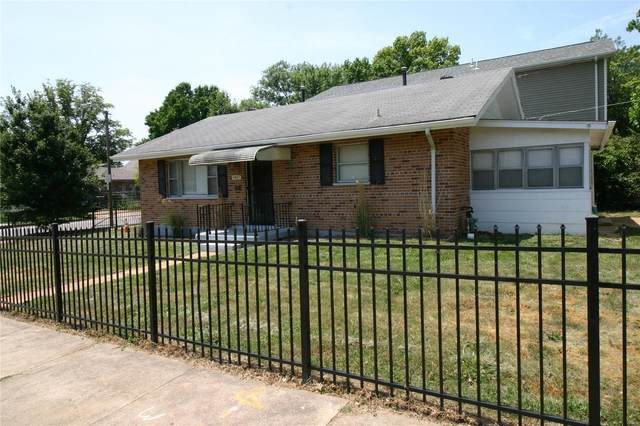 5401 Sutherland Avenue, St Louis, MO 63109 (#21042448) :: Mid Rivers Homes